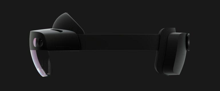 Das ist sie - Hololens 2. (Foto: Microsoft)