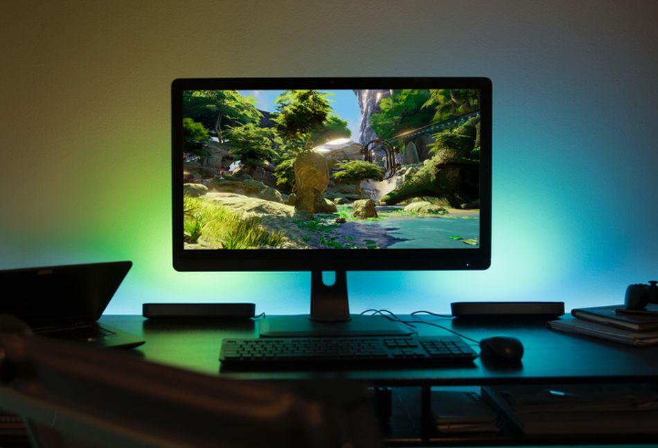 Philips Hue: Bringt mit Hue Sync Ambilight auf Xbox One und PlayStation 4
