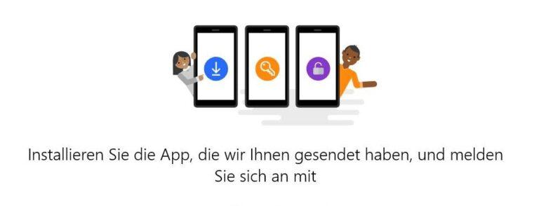 Die App ist immerhin schnell und unkompliziert eingerichtet. (Foto: Screenshot / Sven Wernicke)