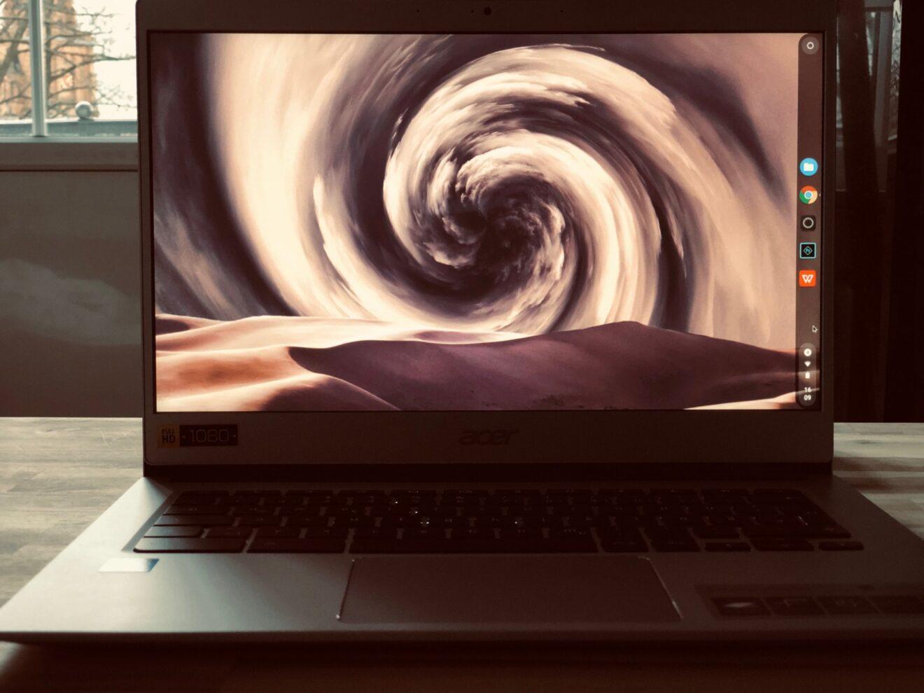 Acer Chromebook 514 Chrome OS