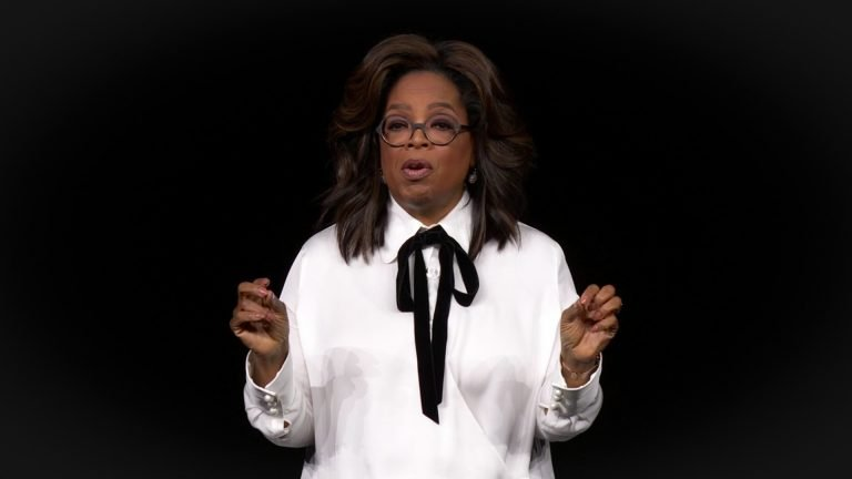 Oprah Winfrey ist an zwei Dokumentationen für Apple TV Plus beteiligt.