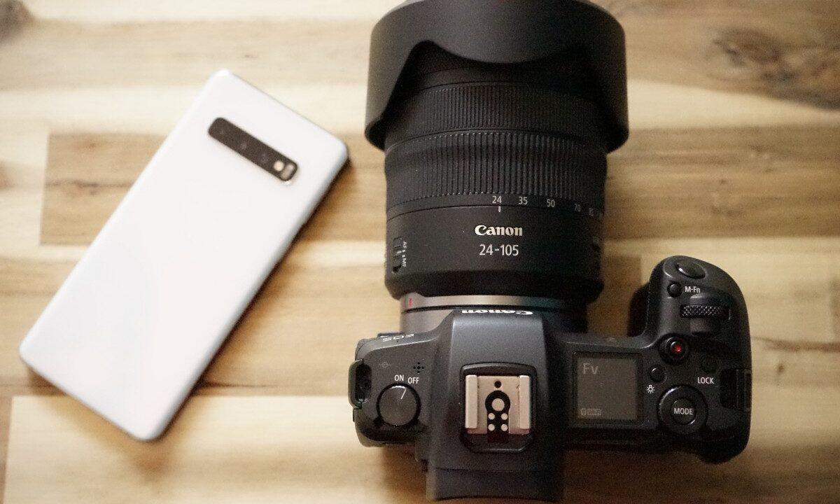 Smartphone vs. Vollformatkamera im Bildvergleich: Wo genau ist der Unterschied?