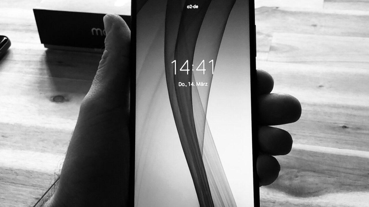 Motorola Moto G7 ausprobiert: Edle Smartphone-Mittelklasse für 2019