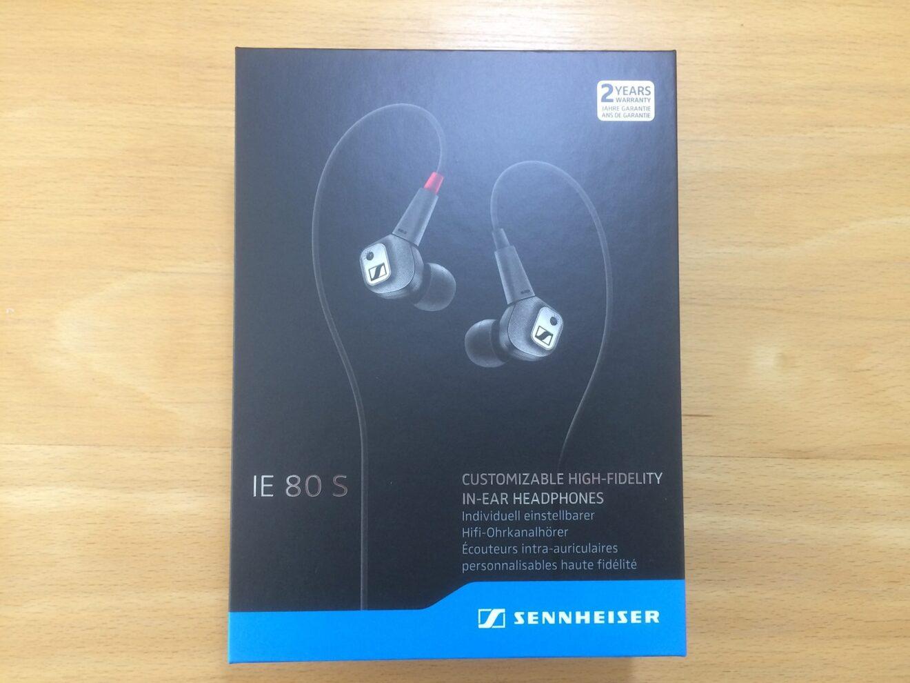 Sennheiser IE80S ausprobiert: In-Ear-Kopfhörer für Musikliebhaber
