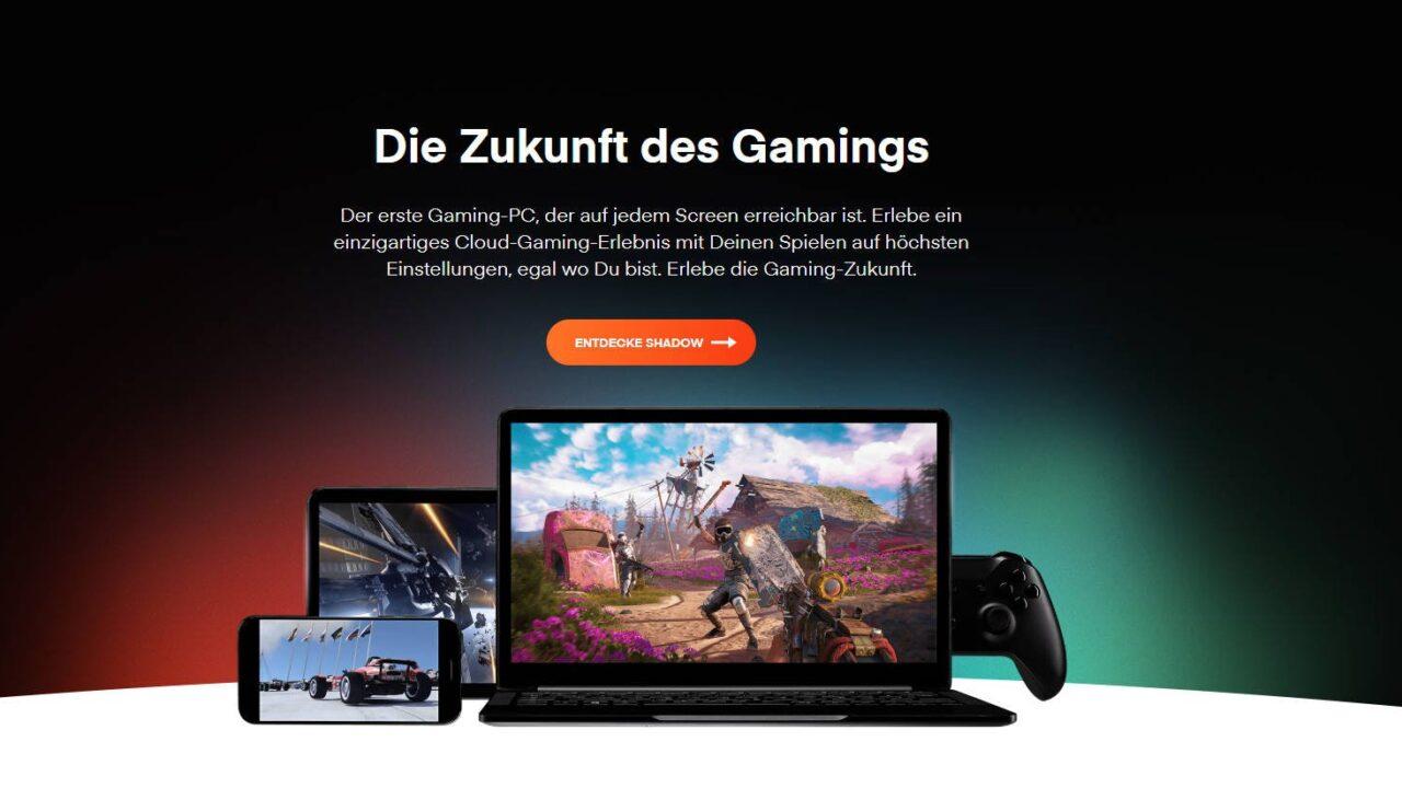 Cloud-Gaming: Die 4 wichtigsten Anbieter