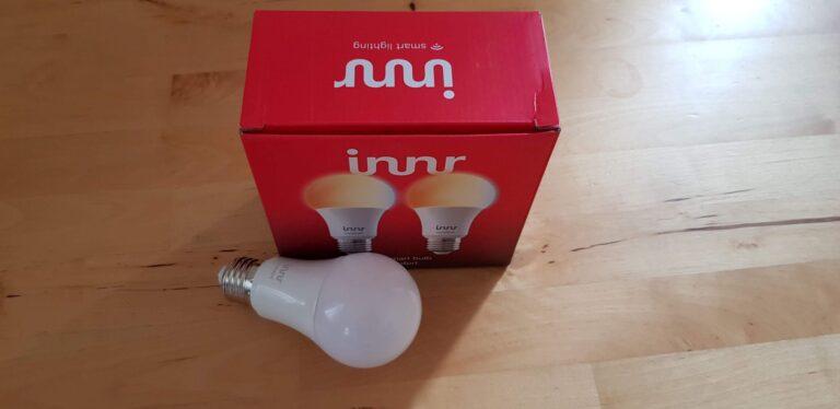 Die Warmweiß-Lampen besitzen ein gutes Spektrum. (Foto: Sven Wernicke)