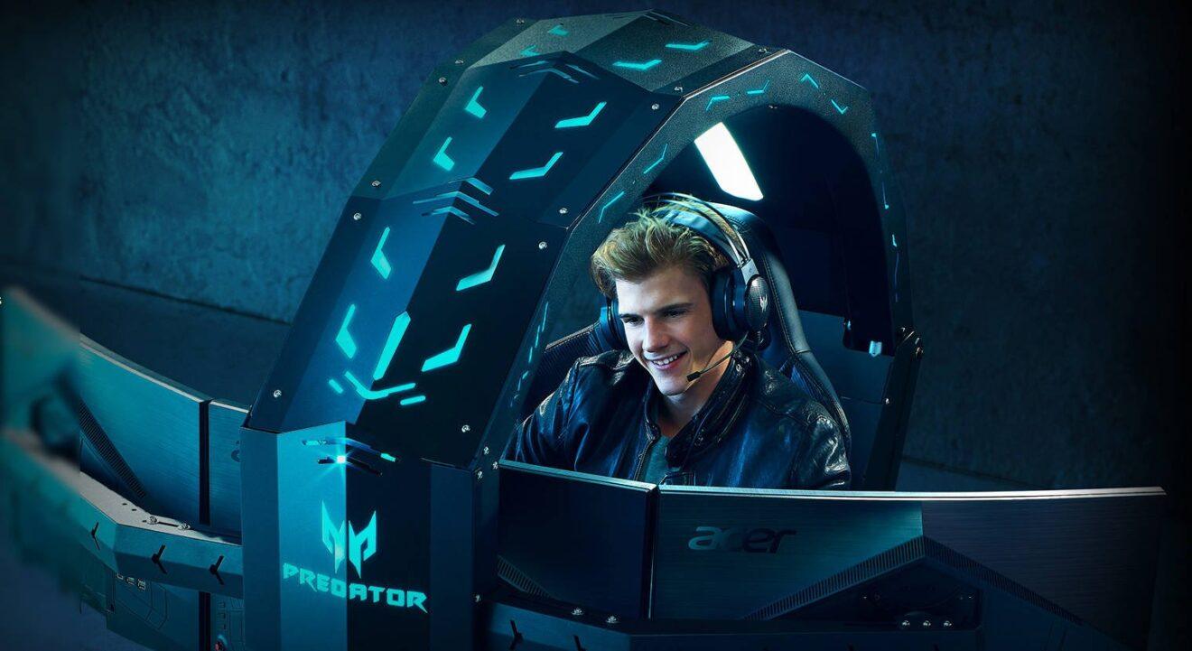 Acer Predator Thronos: So zockt ihr wie ein König