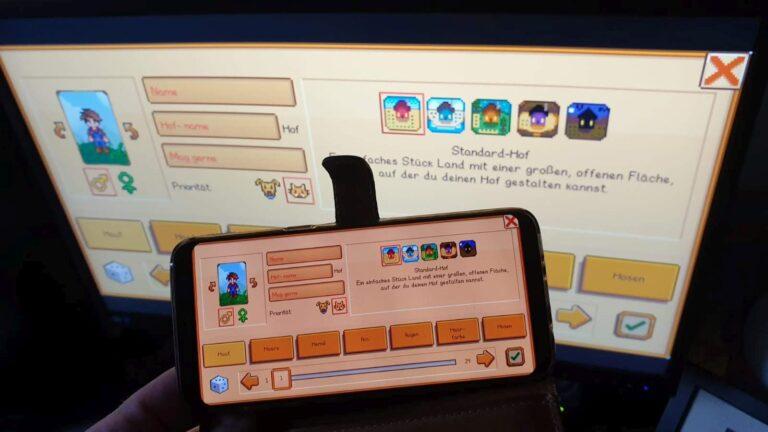 Beim Spieglen von Smartphone-Inhalten könnt ihr Freunden auch Spiele zeigen. Dann stört die Latenz weniger. (Foto: Sven Wernicke)