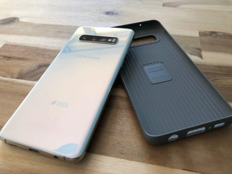 Samsung Galaxy S10: Weiße Rückseite