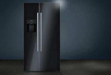 Side-by-Side-Kühlschrank Siemens iQ700 KA92DHB31 (Bild: BSH)