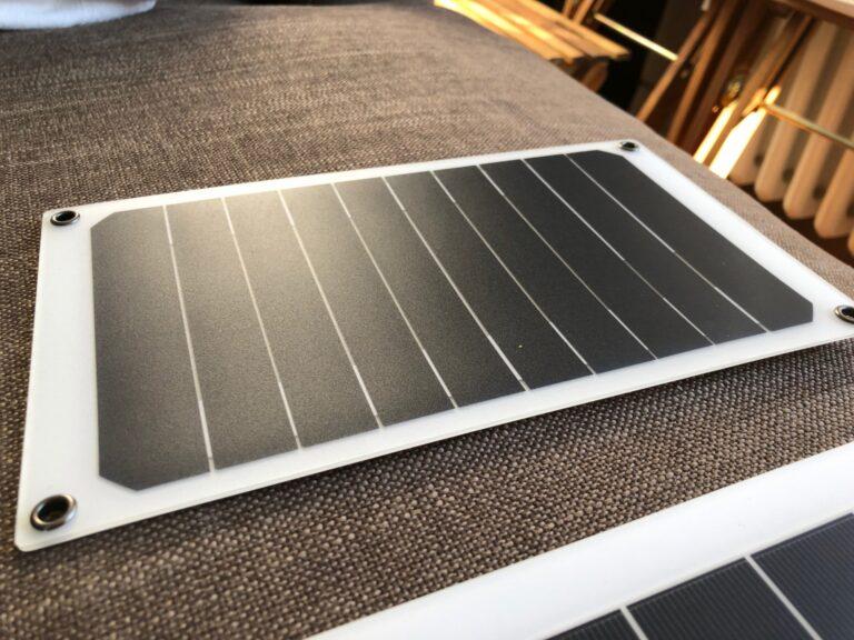 Cutogain-10W-Solarladegerät