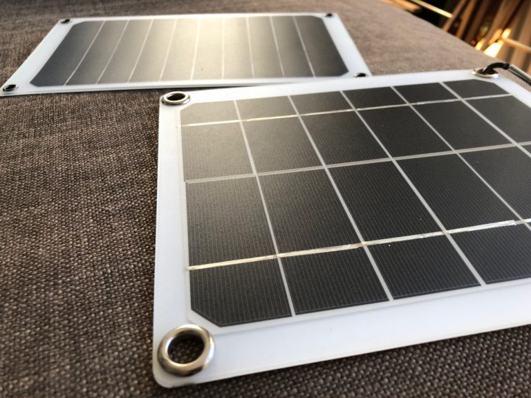 Lixada-5W-Solarladegerät