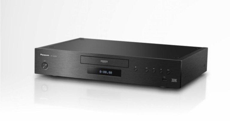 Der UHD-Blu-ray-Player Panasonic DP-UB9004 liefert die passenden Bilder für den 4k-Fernseher mit HDR10+ (Bild: Panasonic)