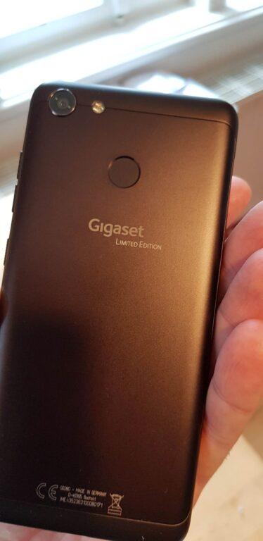 Der Fingerabdruck-Scanner ist gut platziert. (Foto: Sven Wernicke)