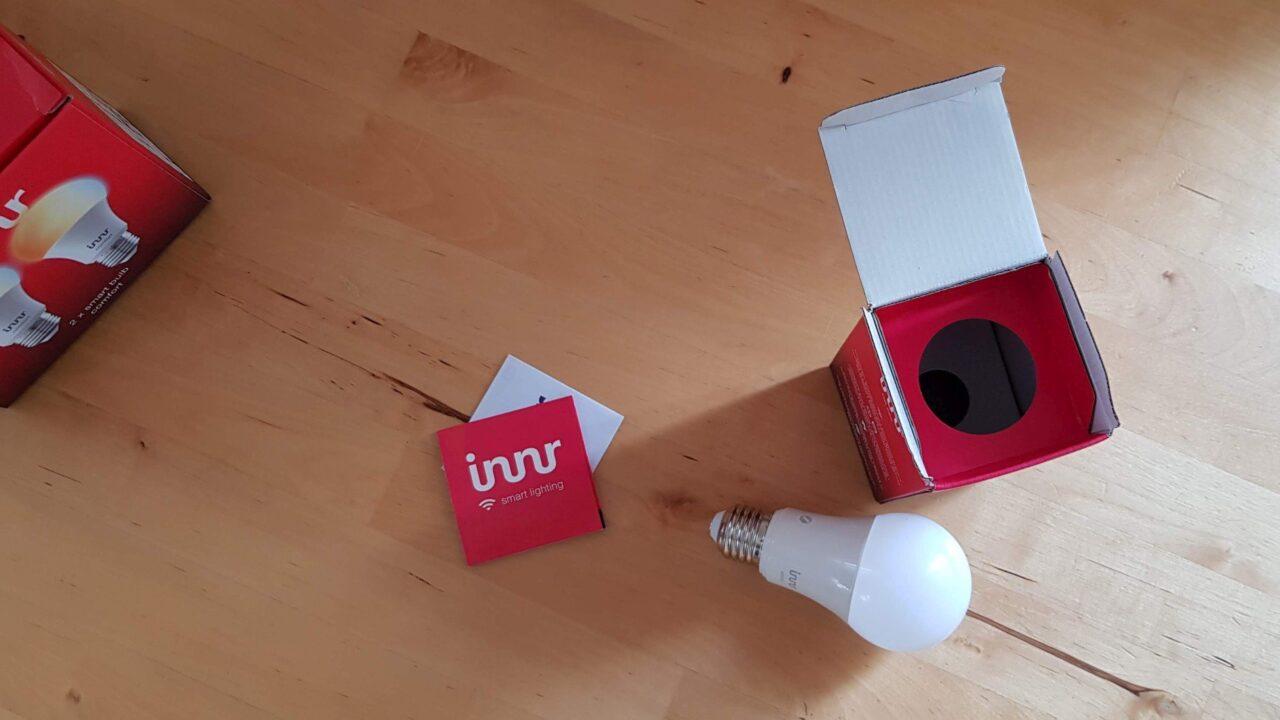 Innr-Lampen mit Philips Hue verbinden: So klappt es problemlos