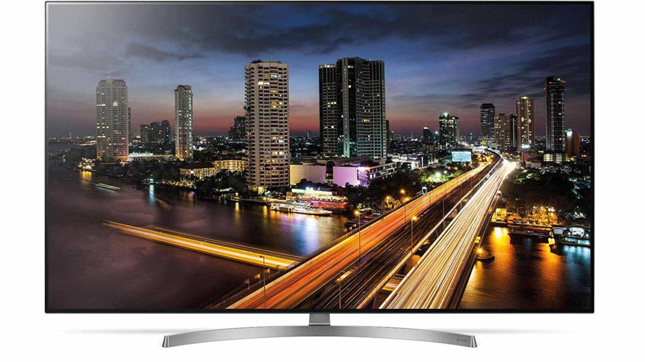 LG OLED 55B8SLC: Alles, was ein Fernseher können muss
