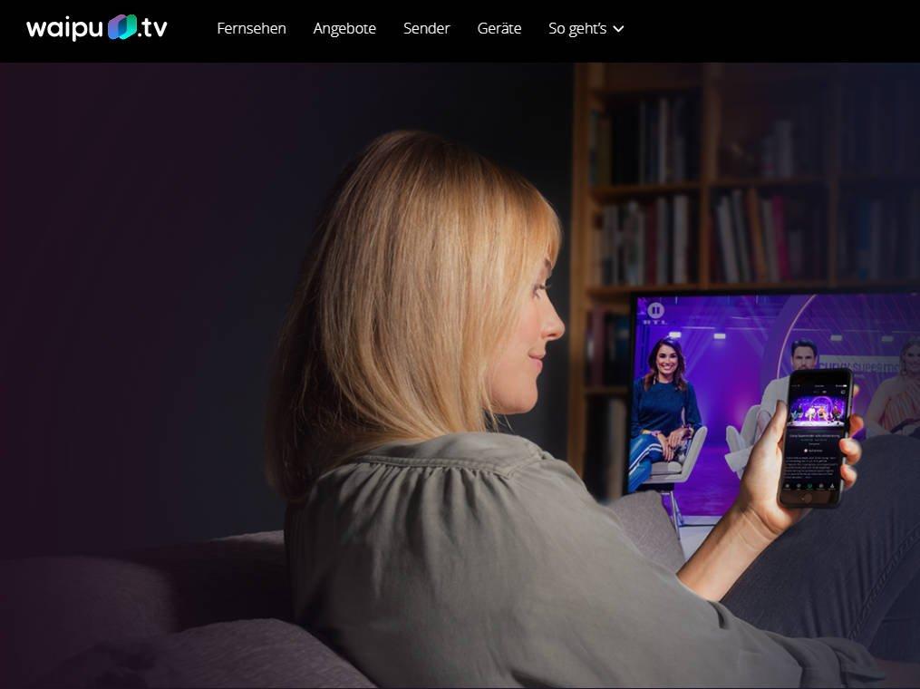 Online-Fernsehen ohne Receiver oder Fernseher: Die besten Anbieter