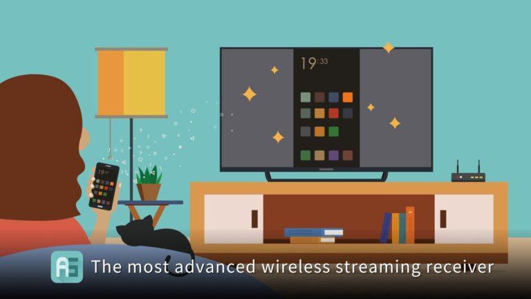 AirScreen: App für den Fire TV rüstet Miracast nach