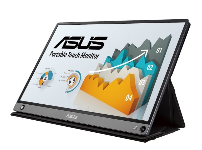 Asus ZenScreen Touch: Portabler Monitor