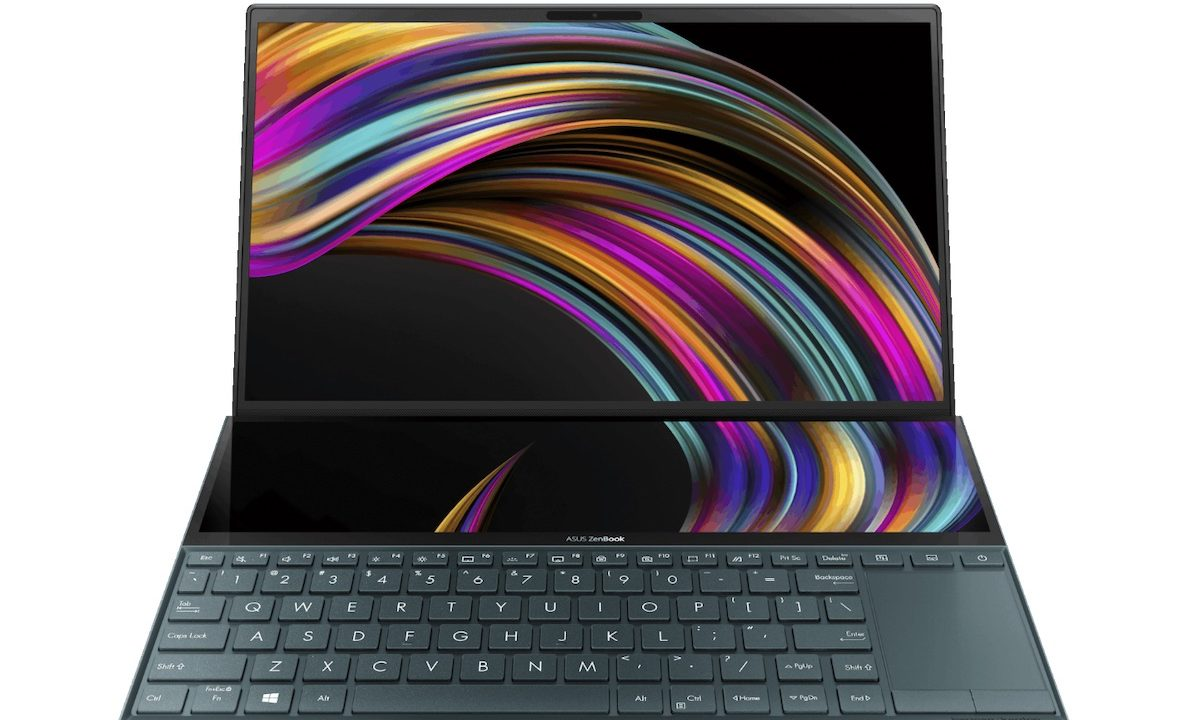 Computex 2019: Asus mit 2-Display-Notebooks, HP-Laptops mit Holzfinish