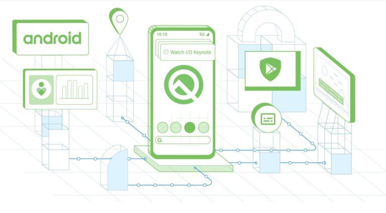 Die offizielle Version von Android Q wird es nach derzeitigem Stand für Huawei-Smartphones nicht mehr geben.