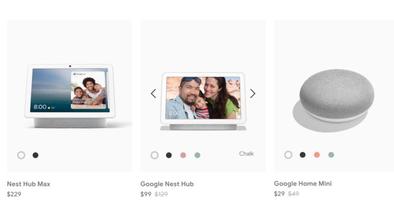 """Na, wie heißen sie denn nun? Einige Home-Produkte hat Google bereits in """"Nest"""" umbenannt, andere nicht."""