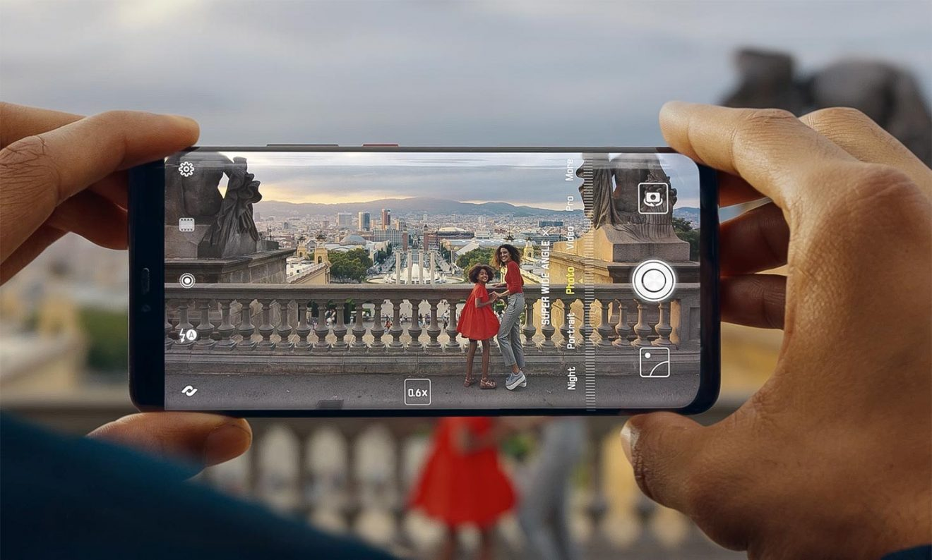 Warum euer nächstes Smartphone eine Dreifachkamera haben sollte