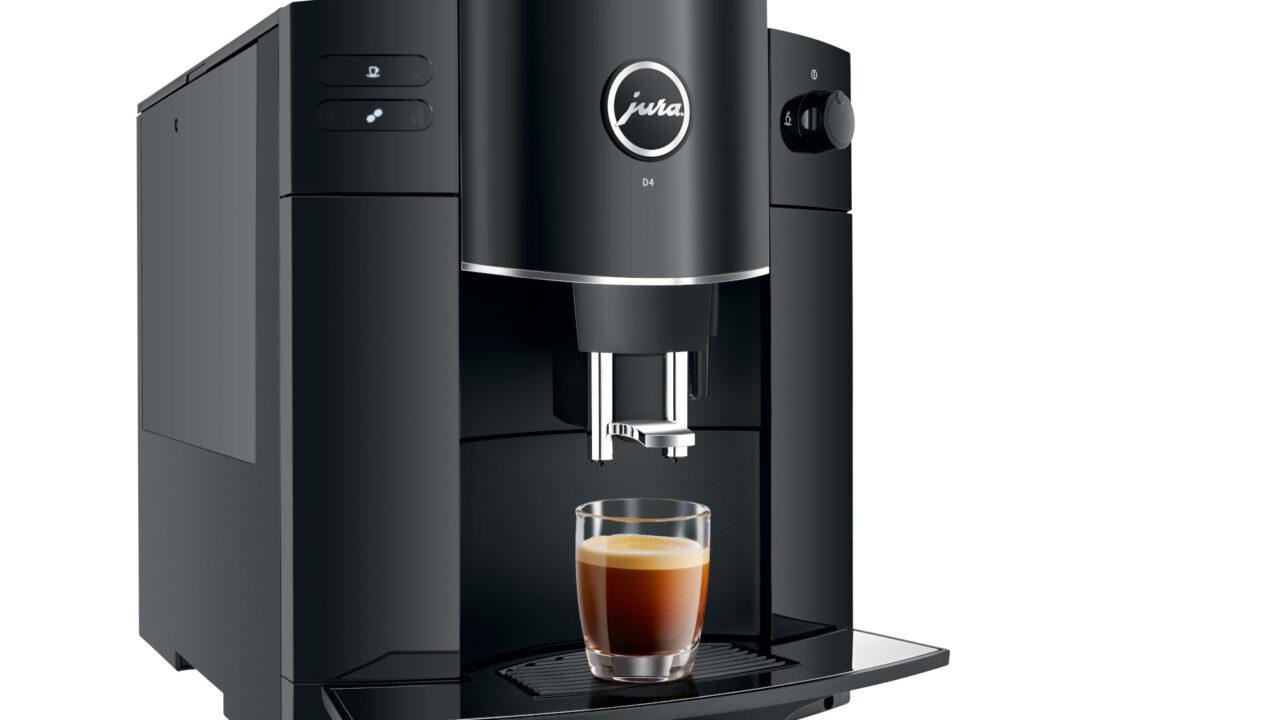 Kaffeevollautomat Jura D4: Die Alternative zum Siebträger