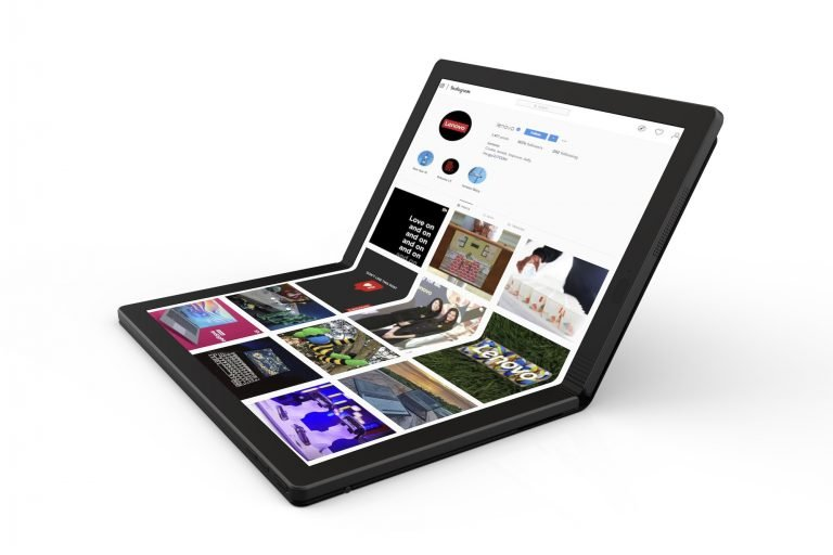 Lenovo X1 Foldable
