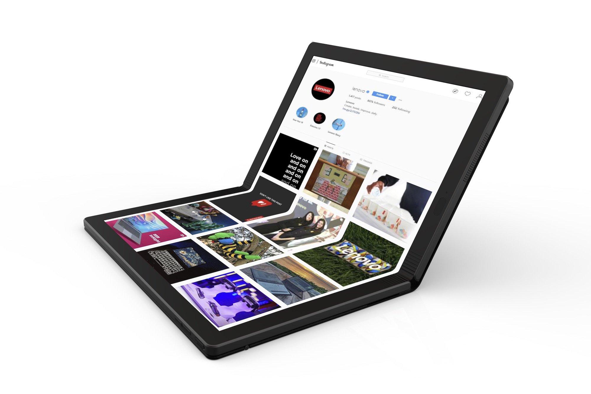 Lenovo X1 Foldable