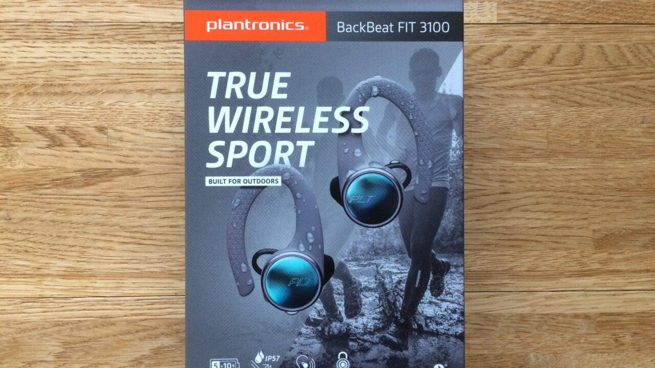 Sport-Headset Plantronics BackBeat Fit 3100 ausprobiert