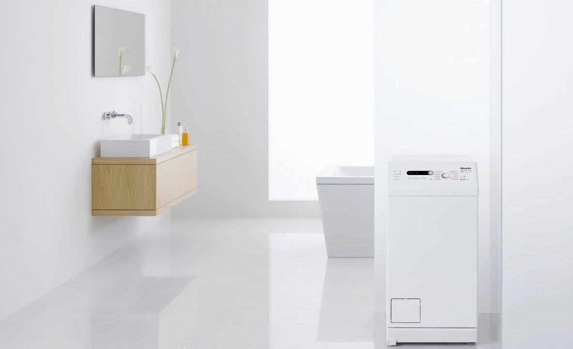 Die 4½ Vorteile einer Toplader-Waschmaschine
