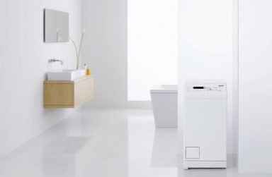 Toplader-Waschmaschine Miele W 695 WPM (Bild: Miele)