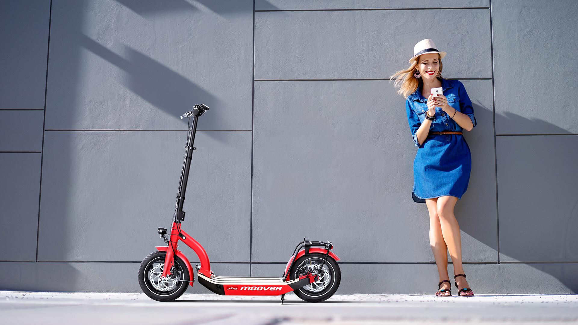 E-Scooter werden die Mikromobilität verändern.