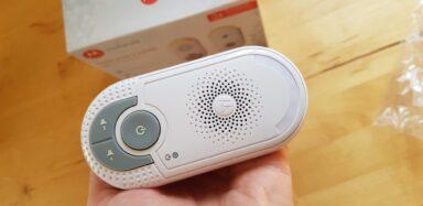 Motorola MBP8. (Foto: Sven Wernicke)
