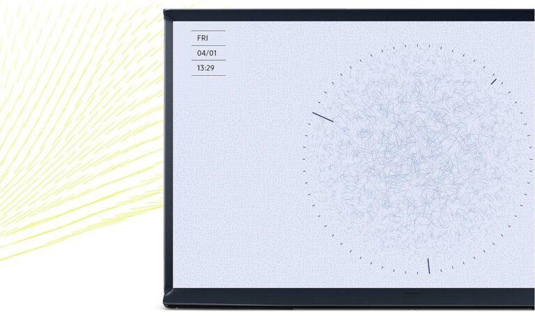 Der Ambient Modus bietet Mehrwerte. (Foto: Samsung)