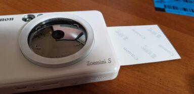 Kameras mit ZiNK-Technologie sind gerade im häufigen Gebrauch verhältnismäßig günstig. (Foto: Sven Wernicke)