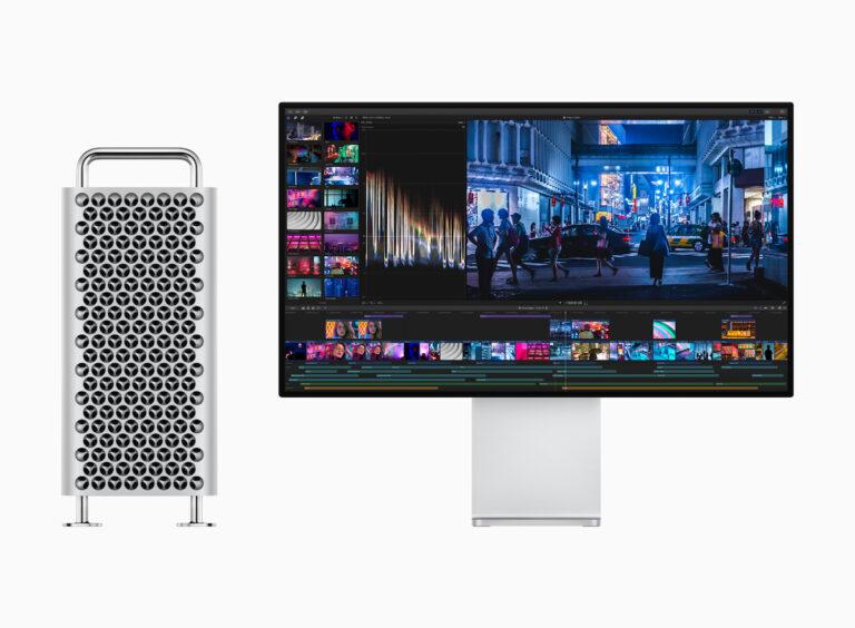 Apple Mac Pro 2019 und das Pro Display