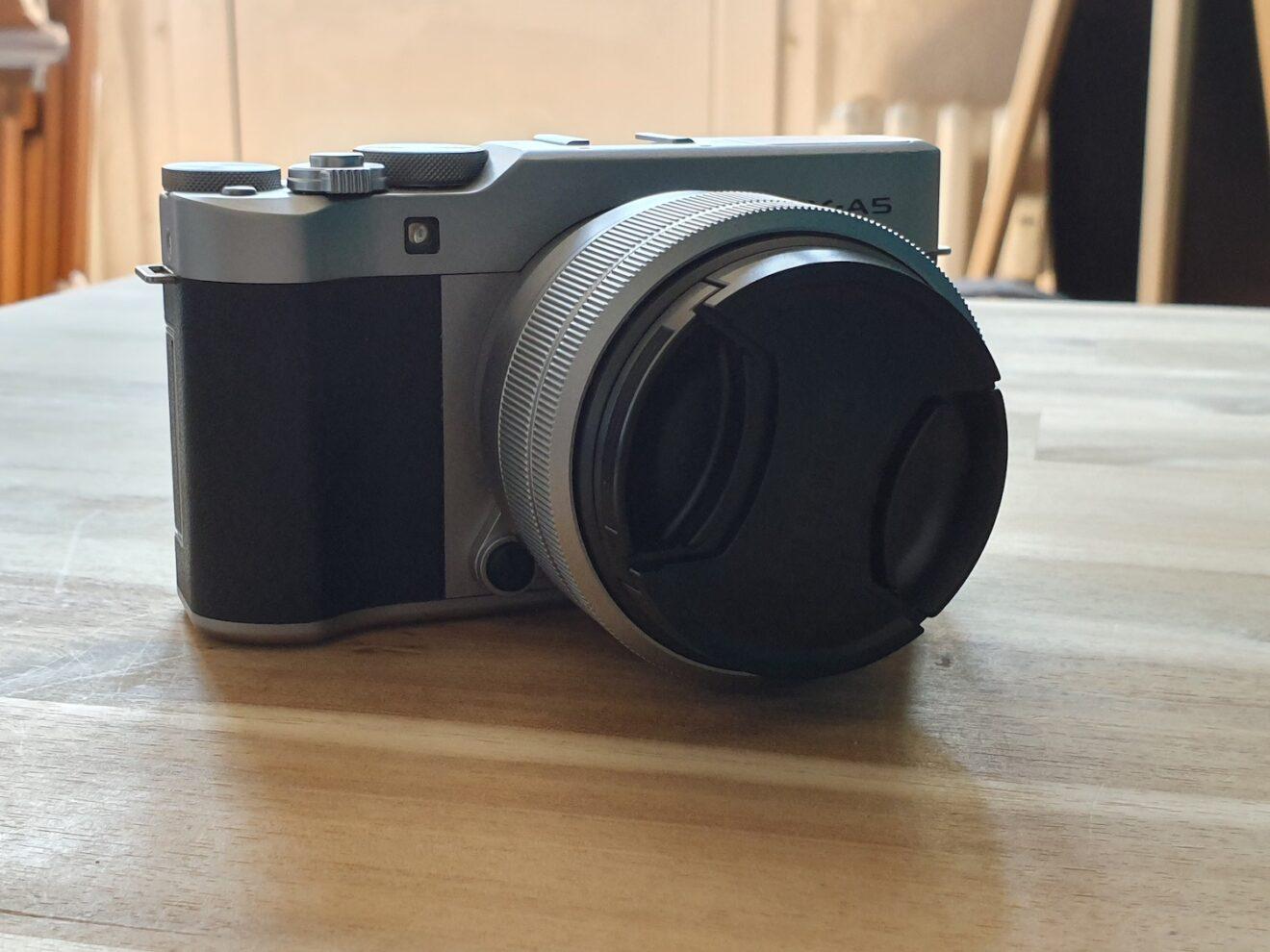 Fujifilm X-A5 Test