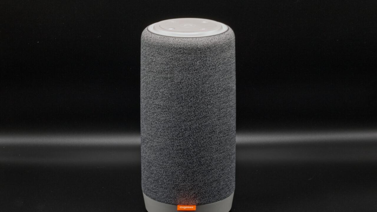 Gigaset L800HX im Test: Festnetzpremiere für Smart Speaker