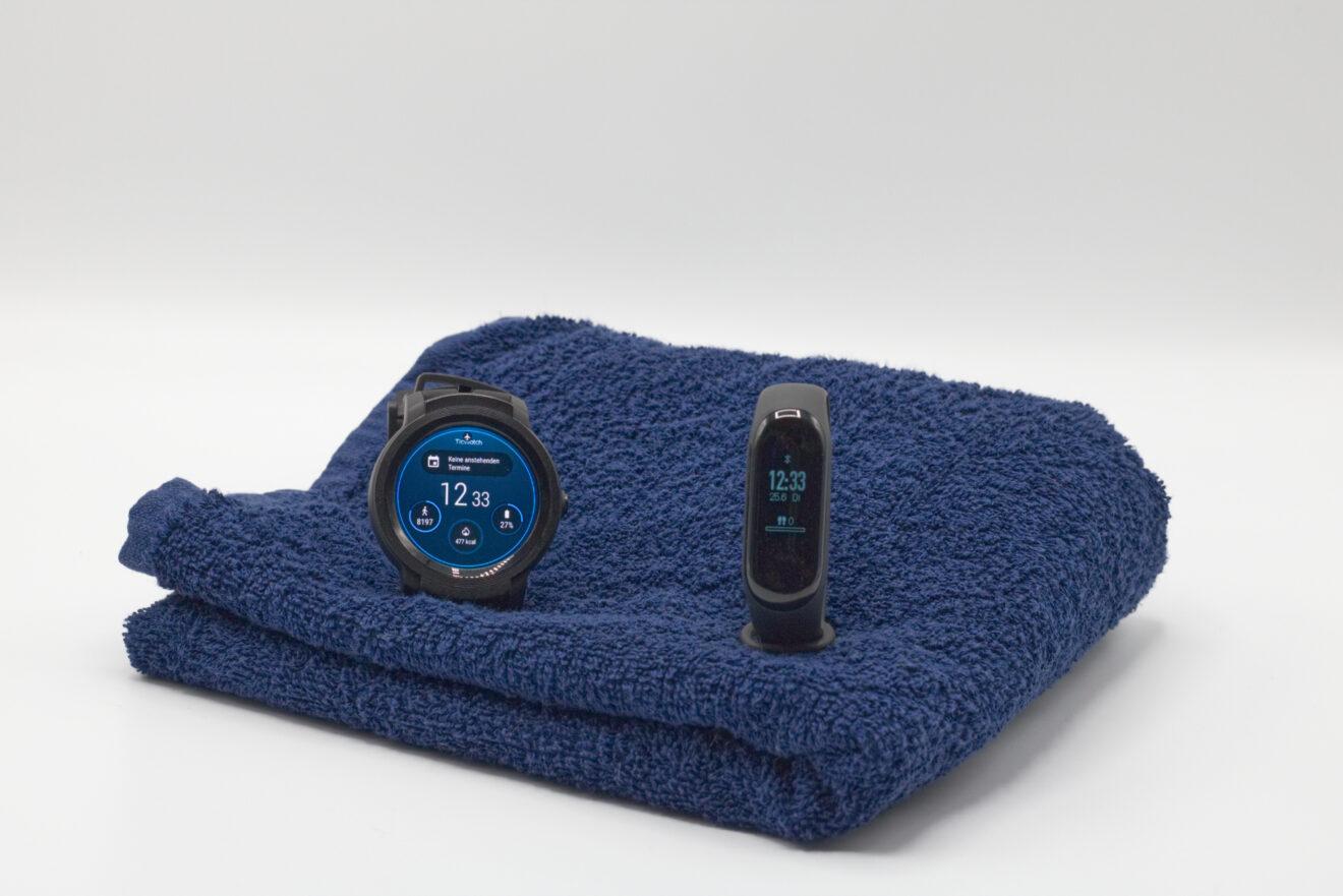 Smartwatch oder Fitnesstracker? Ein Erfahrungsbericht