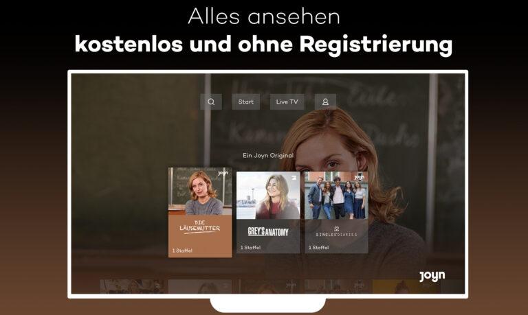 Joyn gibt es auch für Fire TV und bald auf Android und iOS