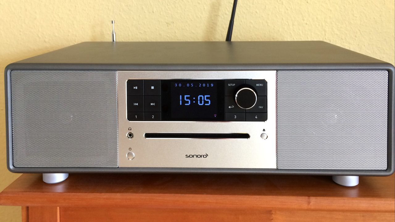 Sonoro Prestige Hifi-System ausprobiert: Kann alles und klingt gut dabei