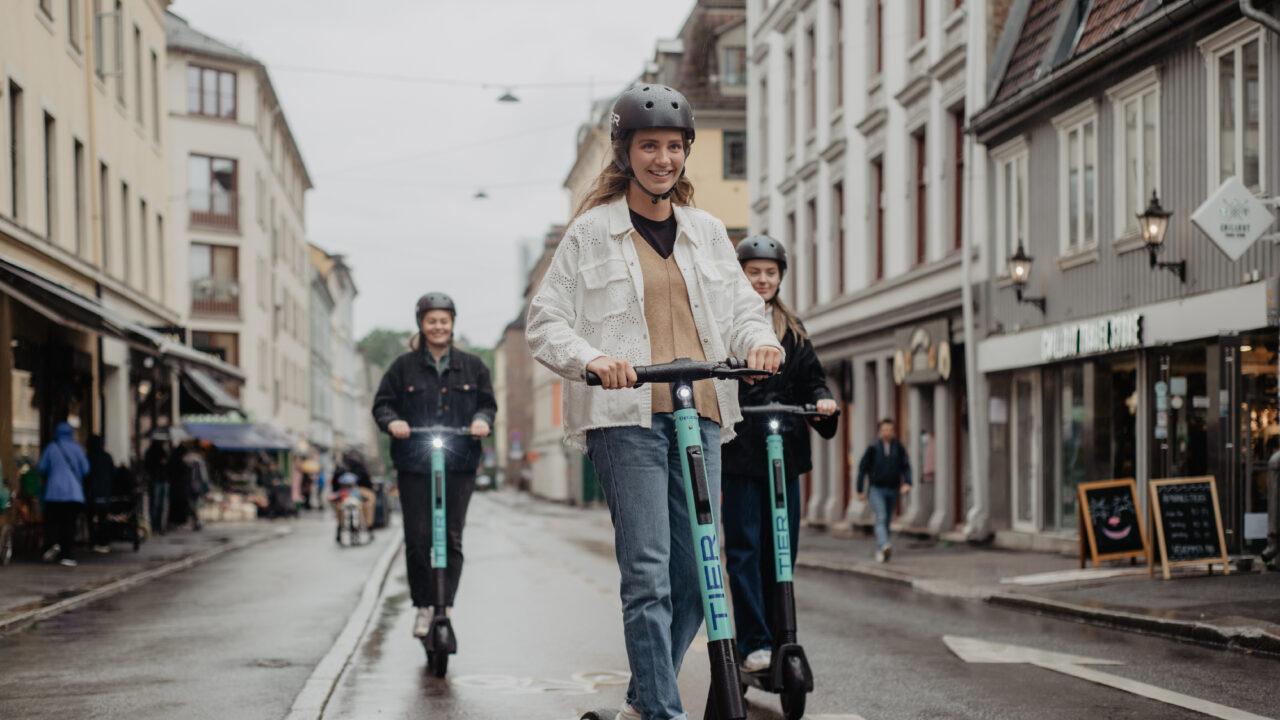 Sharing-Dienste für E-Scooter: Angriff der surrenden Startups