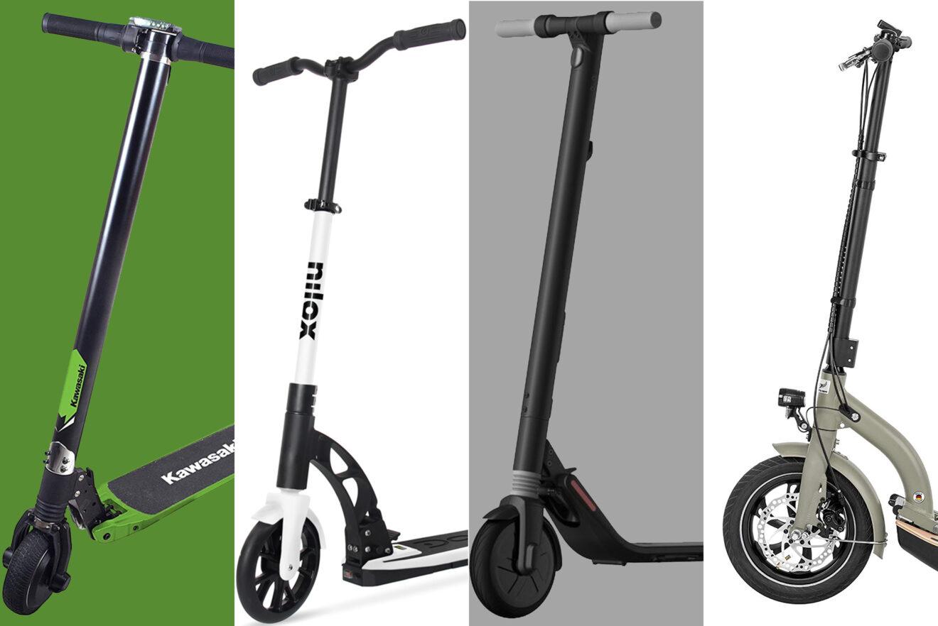 E-Scooter im Straßenverkehr: Diese Modelle werden zugelassen