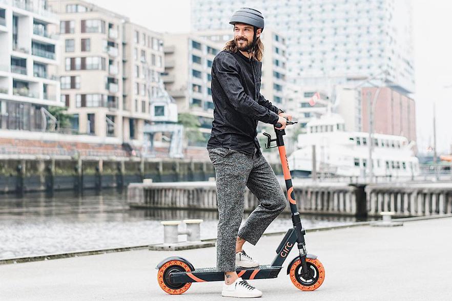 Circ Leih-Scooter