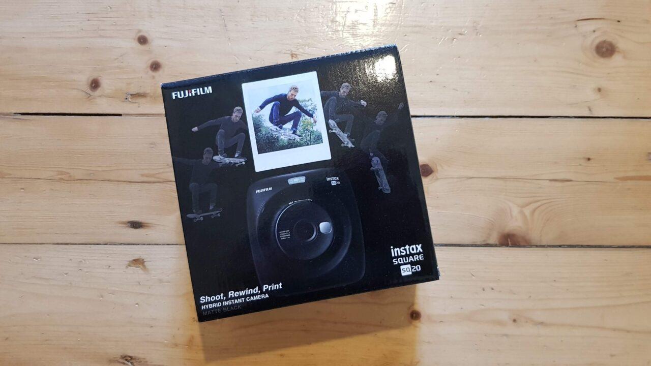 Fujifilm Instax Square SQ20 im Test: Sofortbildkamera trifft auf Digicam
