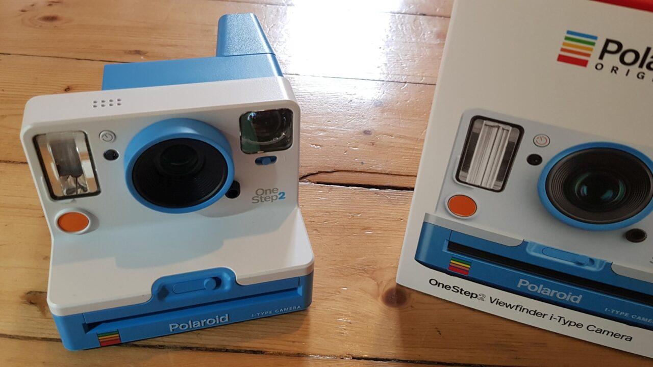 Polaroid OneStep 2 Viewfinder im Test: Schöner Retro-Spaß für Sofortbild-Liebhaber