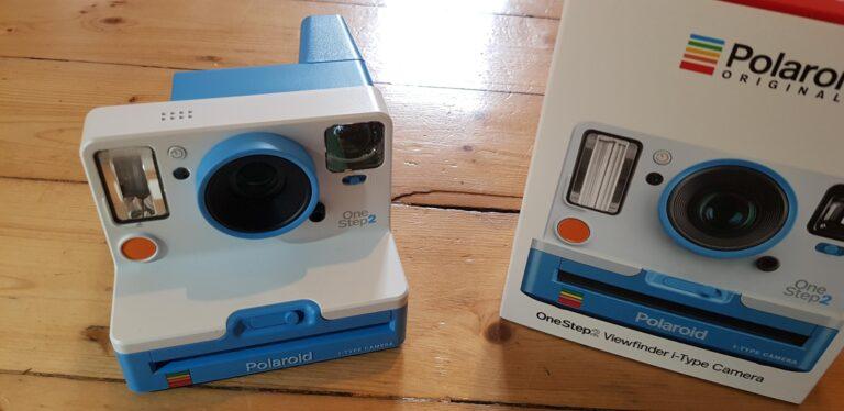 Die neue Polaroid ist sehr klassisch. (Foto: Sven Wernicke)
