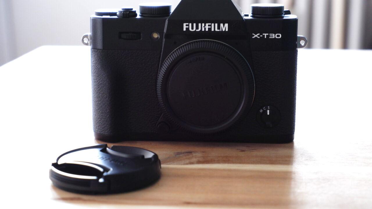 Fujifilm X-T30 ausprobiert: Diese Kamera macht Spaß